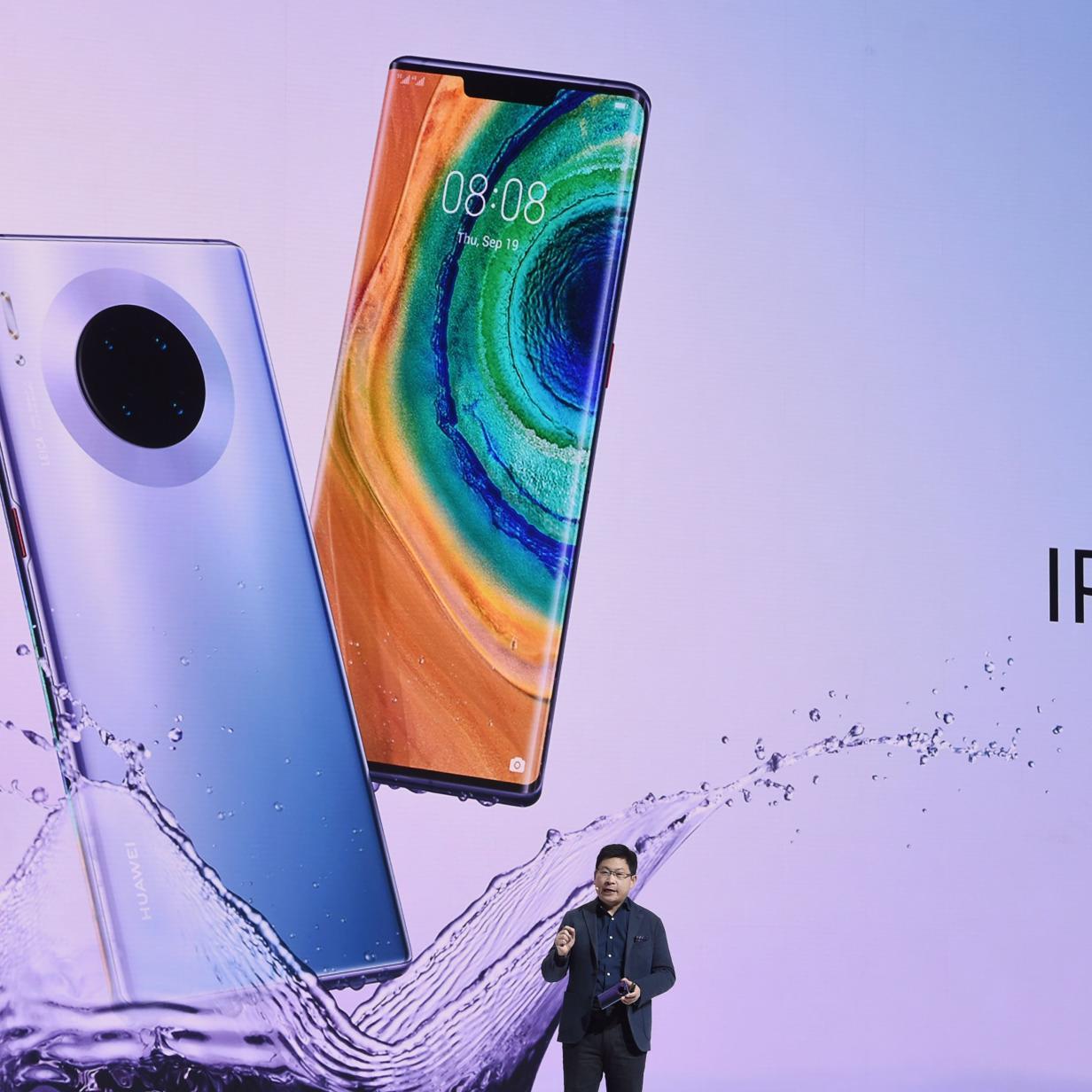 Keine Google-Apps: Samsung macht sich über Huawei lustig