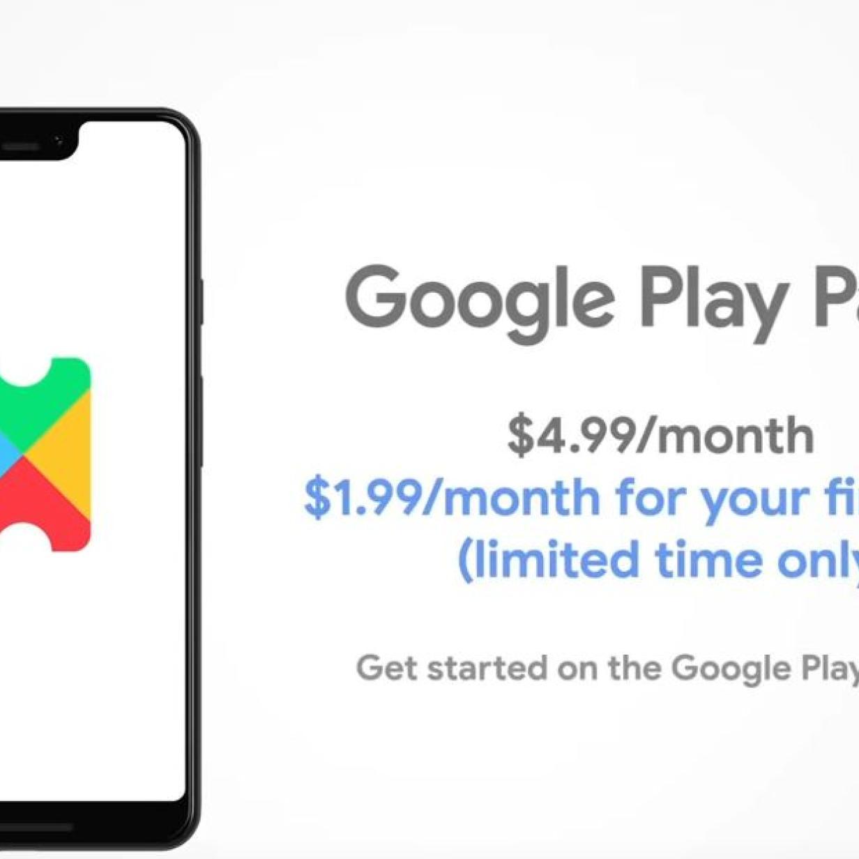 """Google startet eigenes """"Netflix für Apps"""""""