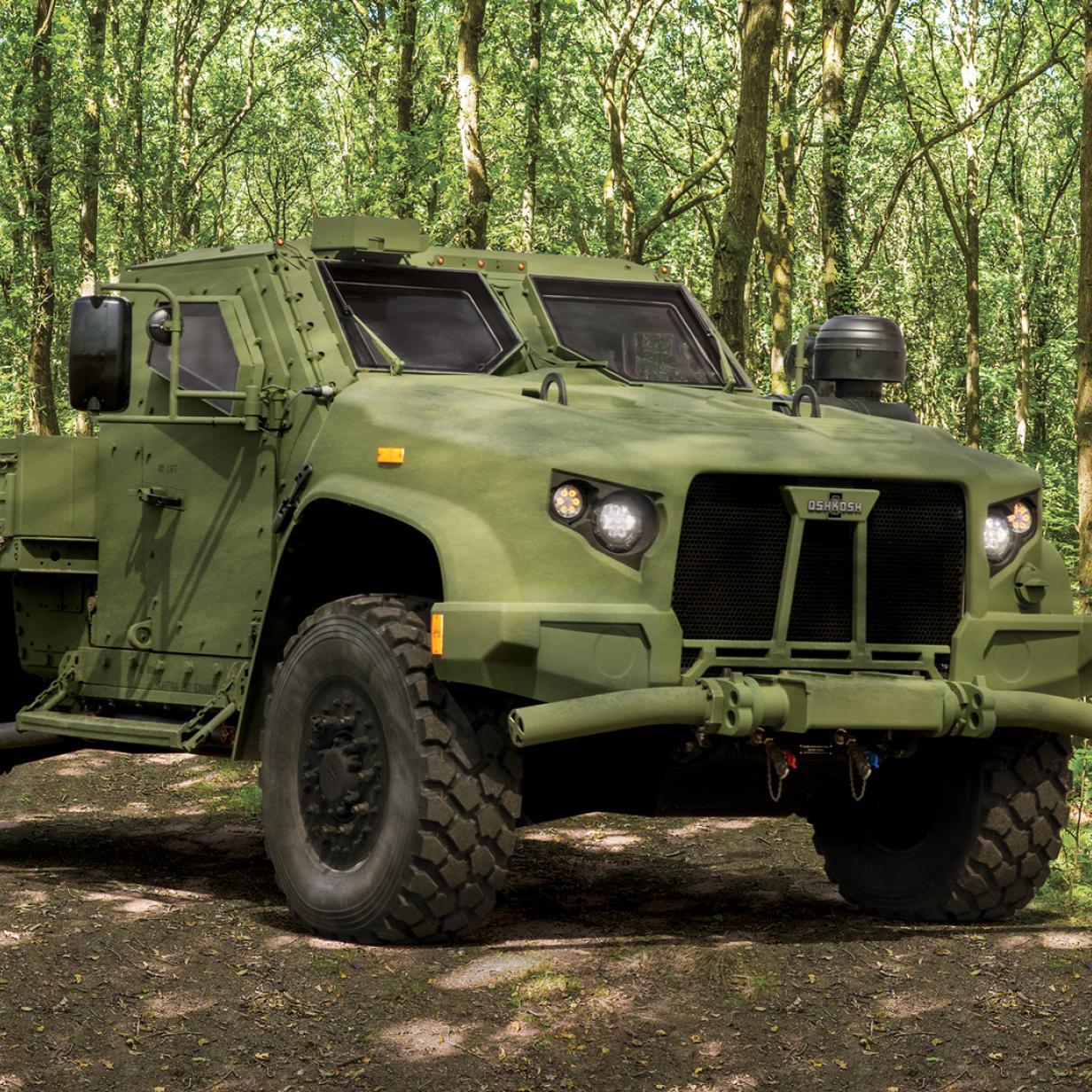 Musk: Tesla Pick-up-Truck wird aussehen wie Truppentransporter