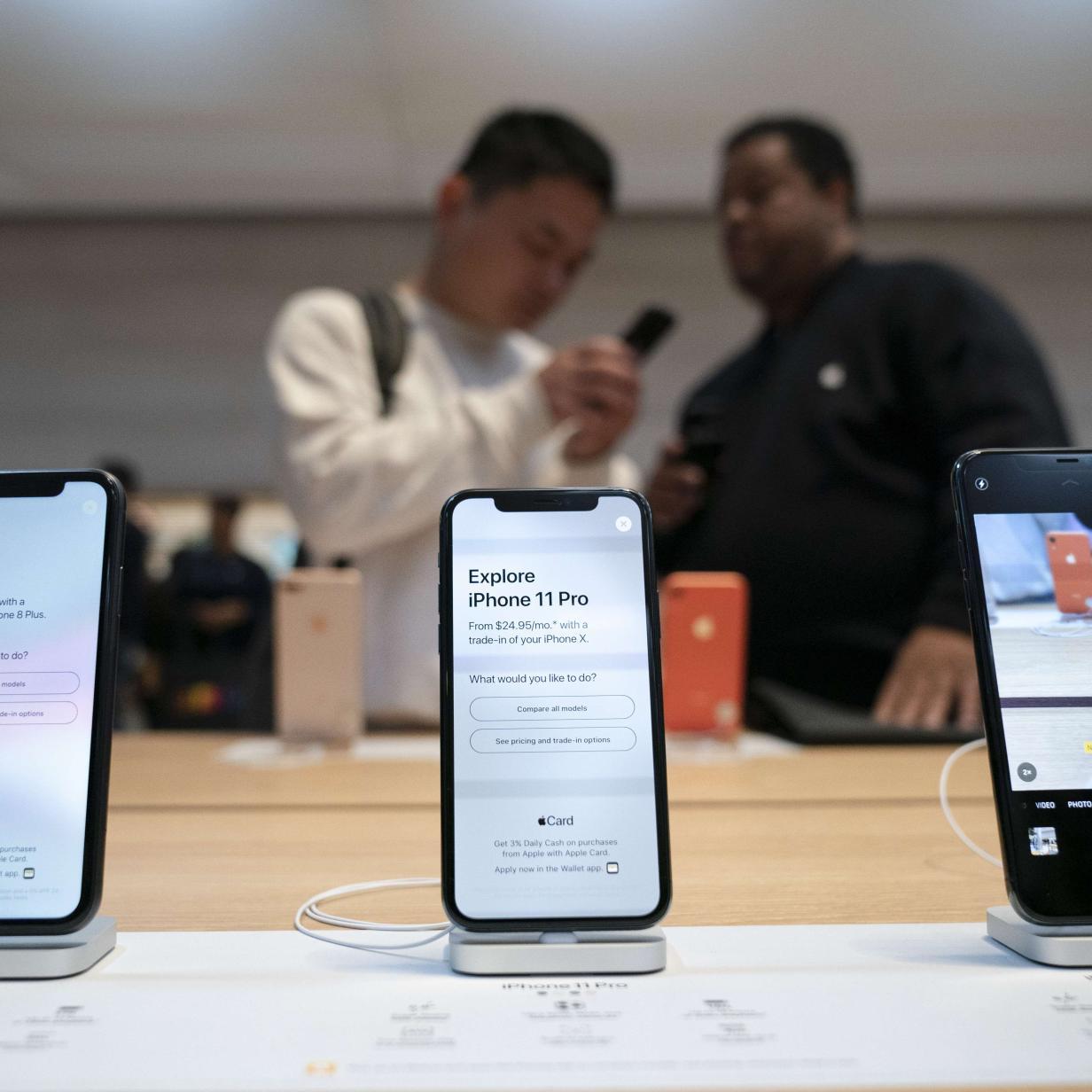 Gekündigt: Apple Store-Mitarbeiter schickte sich Foto von Kundenhandy