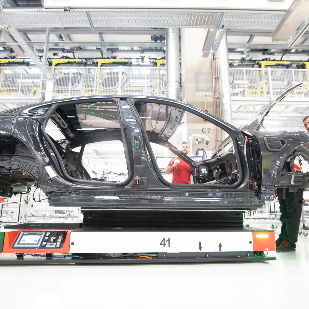 IT-Probleme legen Produktion bei Porsche lahm