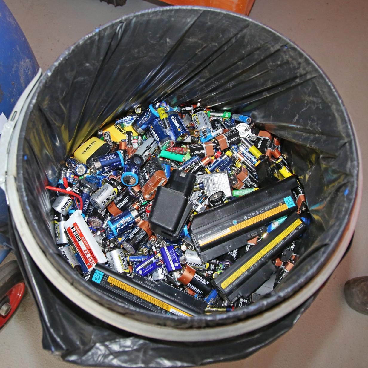 Wegen Akku-Brand: Klagenfurt will Pfand für Batterien einführen