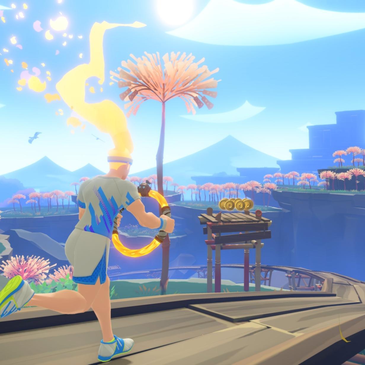Ring Fit Adventure im Test: Nintendo bringt Gamer ins Schwitzen