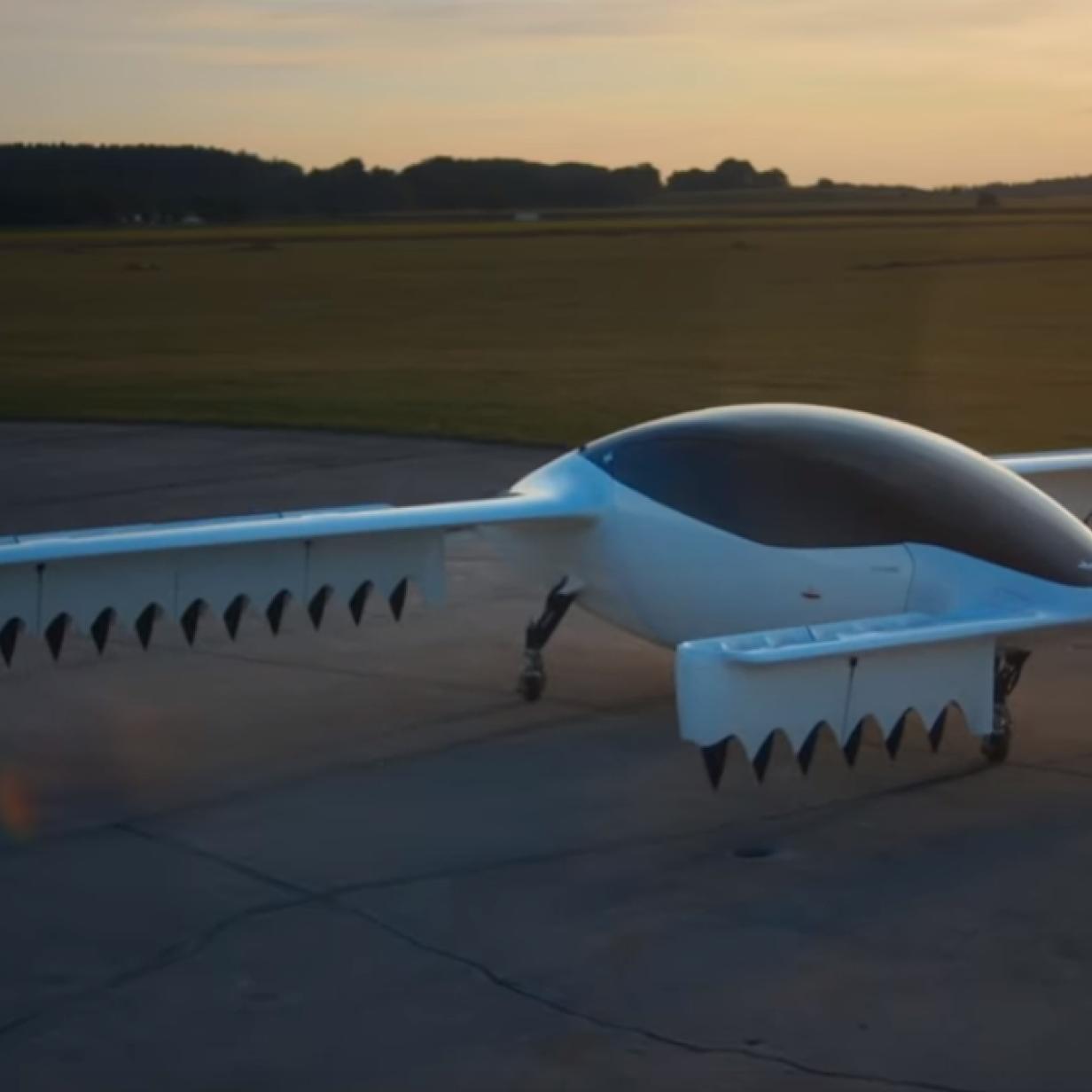 Video: Liliums Flugtaxi absolviert erfolgreichen Testflug mit 100 km/h