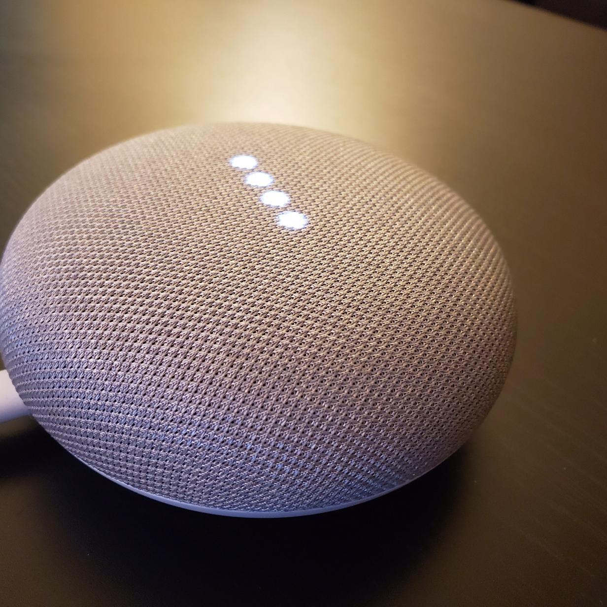 Update macht Google Home Lautsprecher kaputt