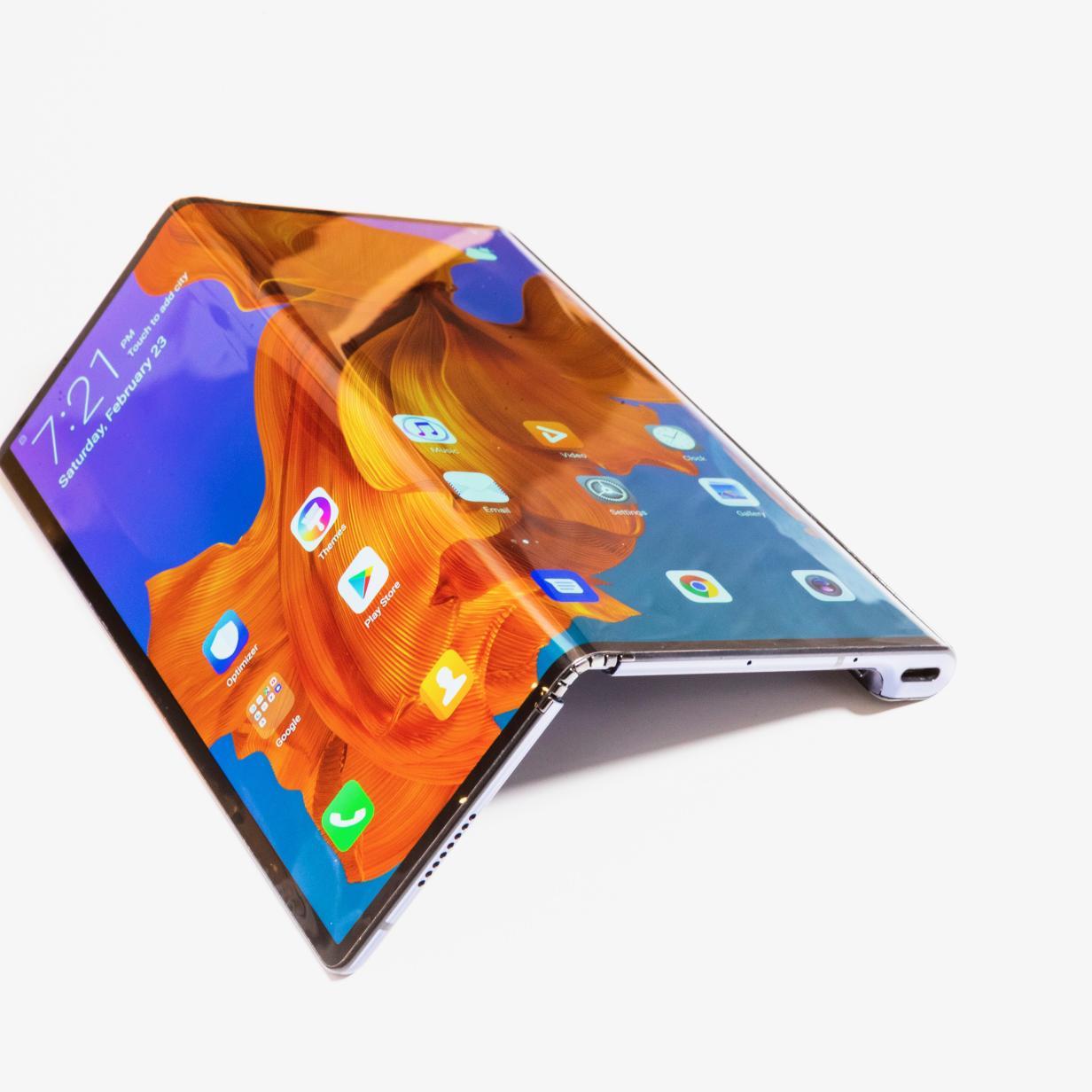 Falt-Smartphone Huawei Mate X: Preis und Verkaufsstart bekannt