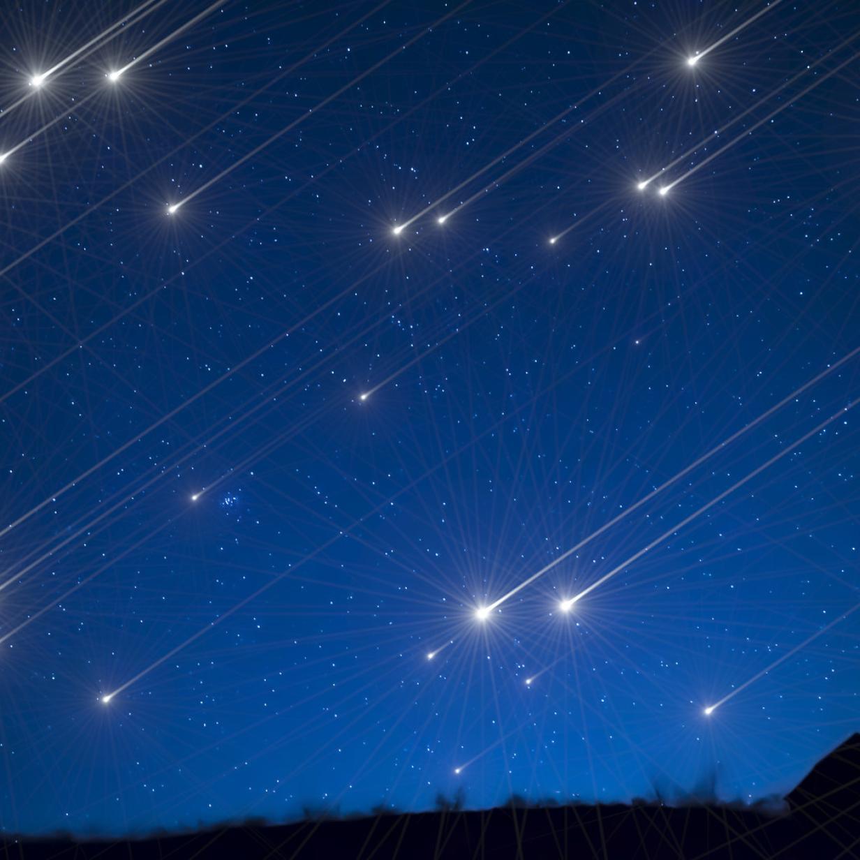 Forscher kündigen beeindruckendsten Meteorschauer an
