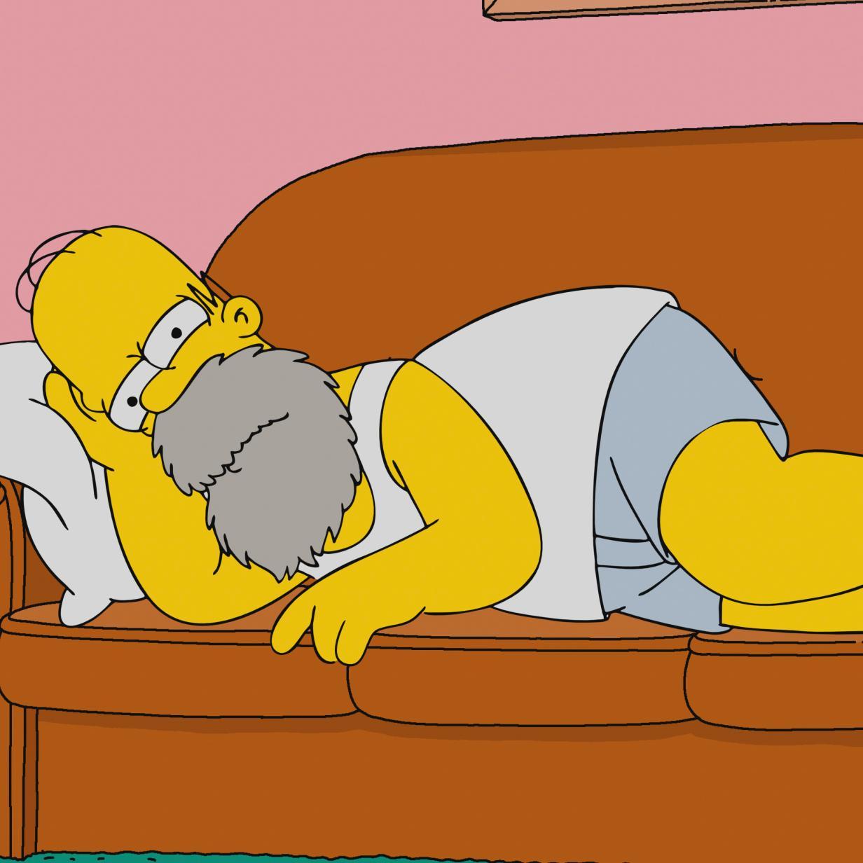 """Disney weißt nicht, ob es auf Disney+ """"Die Simpsons"""" geben wird"""
