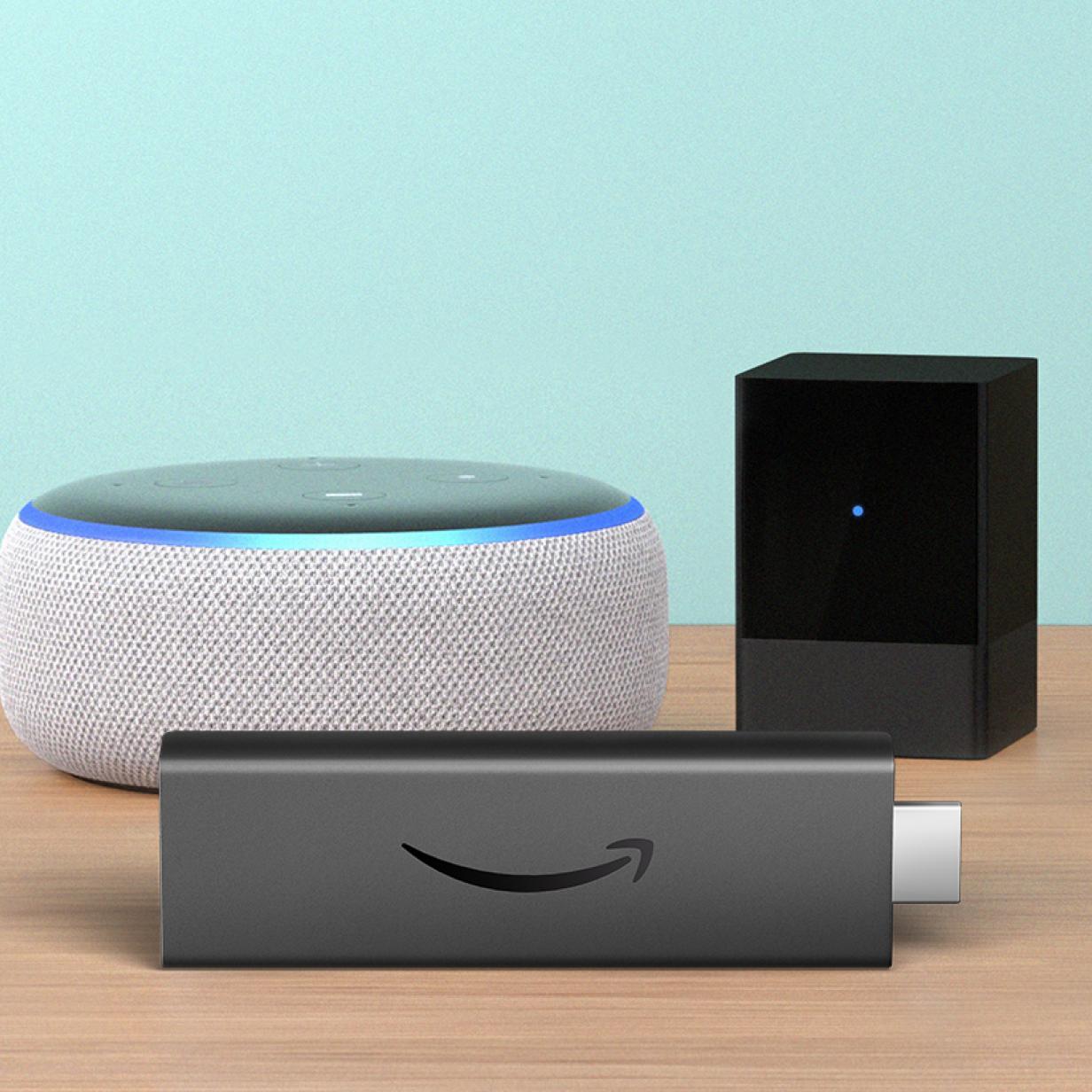 Amazon bringt Universalfernbedienung mit Alexa