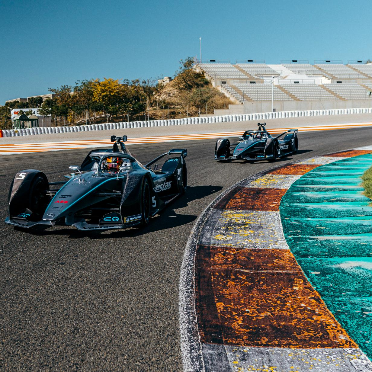 Porsche und Mercedes steigen in Formel E ein