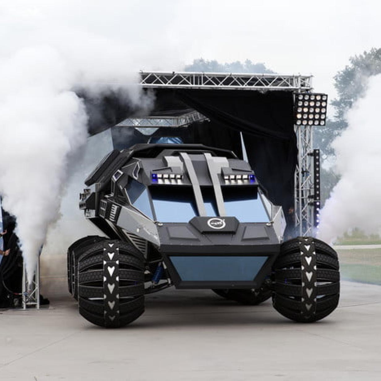 Dieser NASA Mars Rover könnte Inspiration für Teslas Pick-up sein