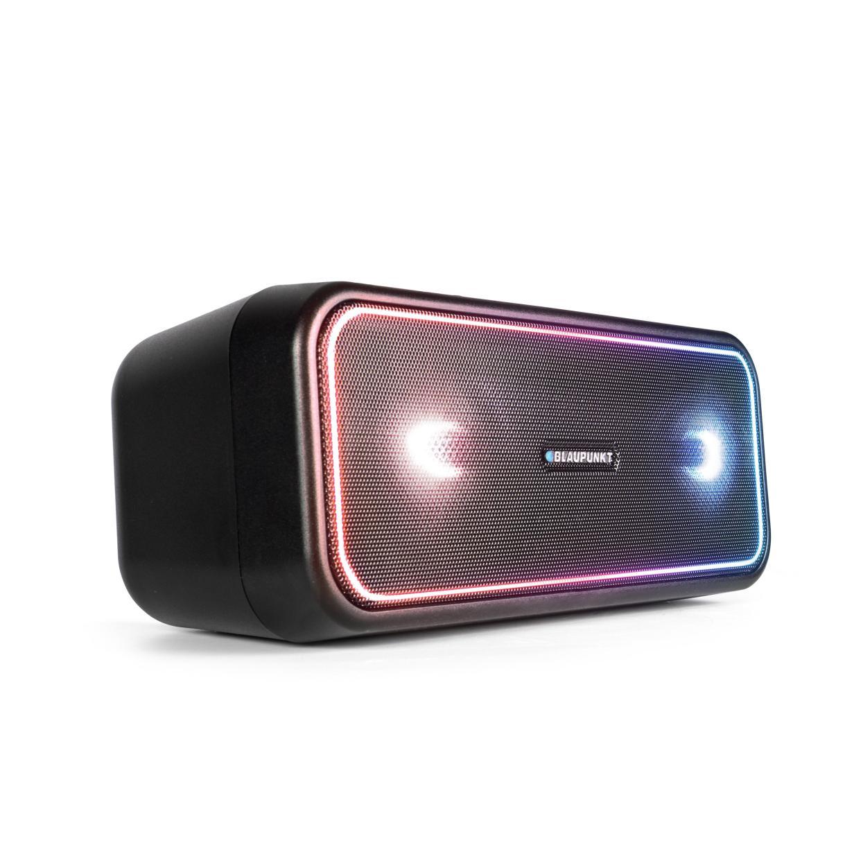 Blaupunkt Party-Speaker PS 200 im Quiz gewinnen