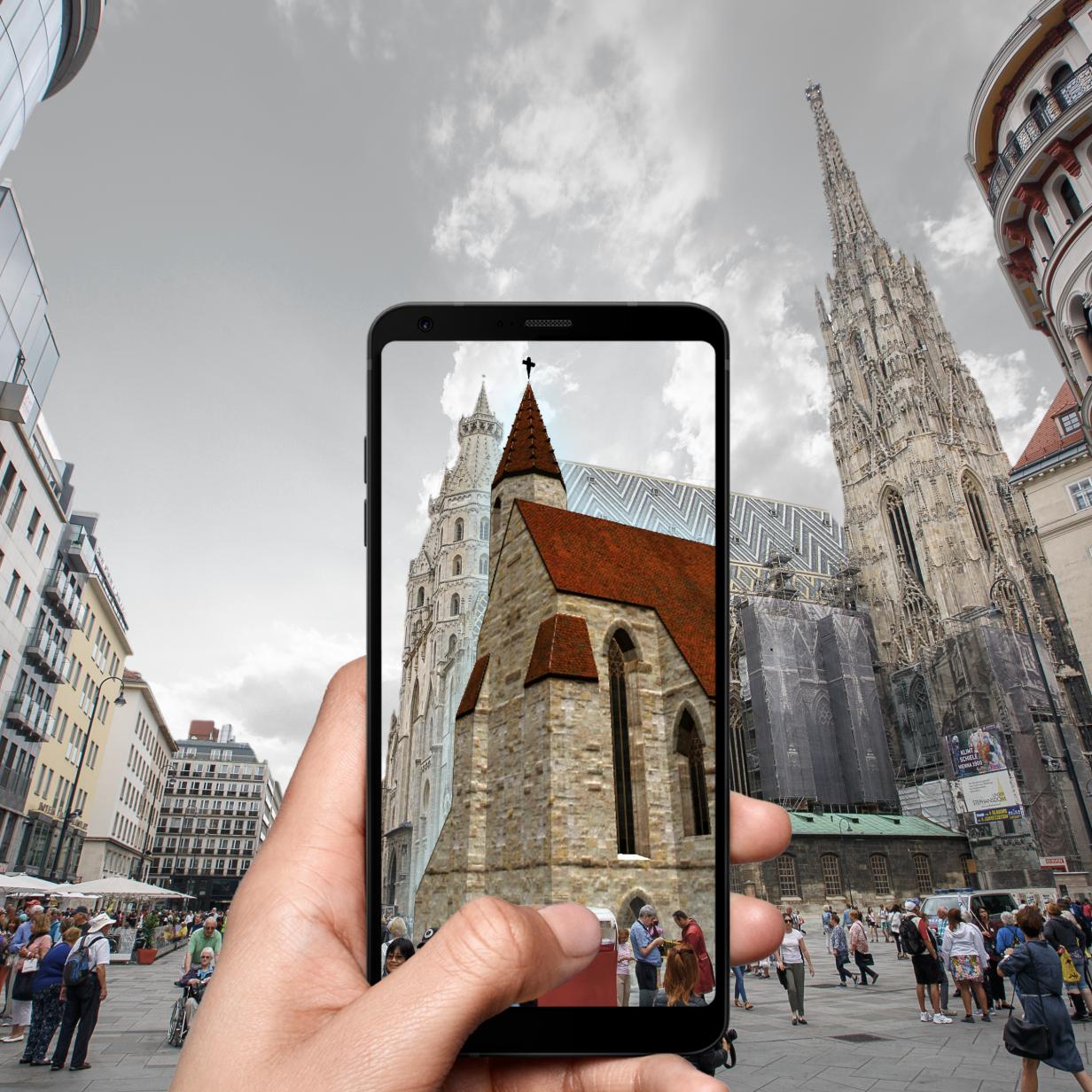 Tickets für Wiens erste Augmented Reality Rätselrallye gewinnen