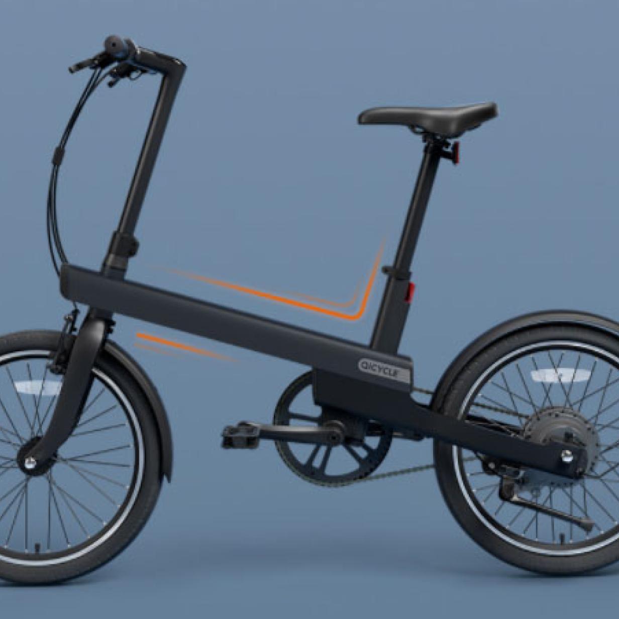 Xiaomi stellt neues faltbares E-Bike um 380 Euro vor