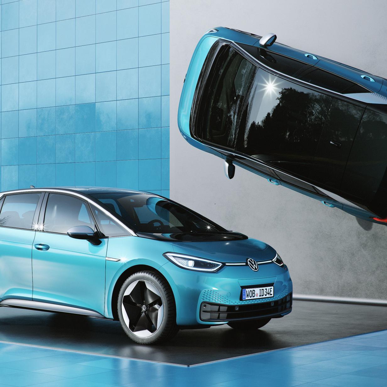 Volkswagen erklärt, wie eine E-Auto-Batterie aufgebaut ist