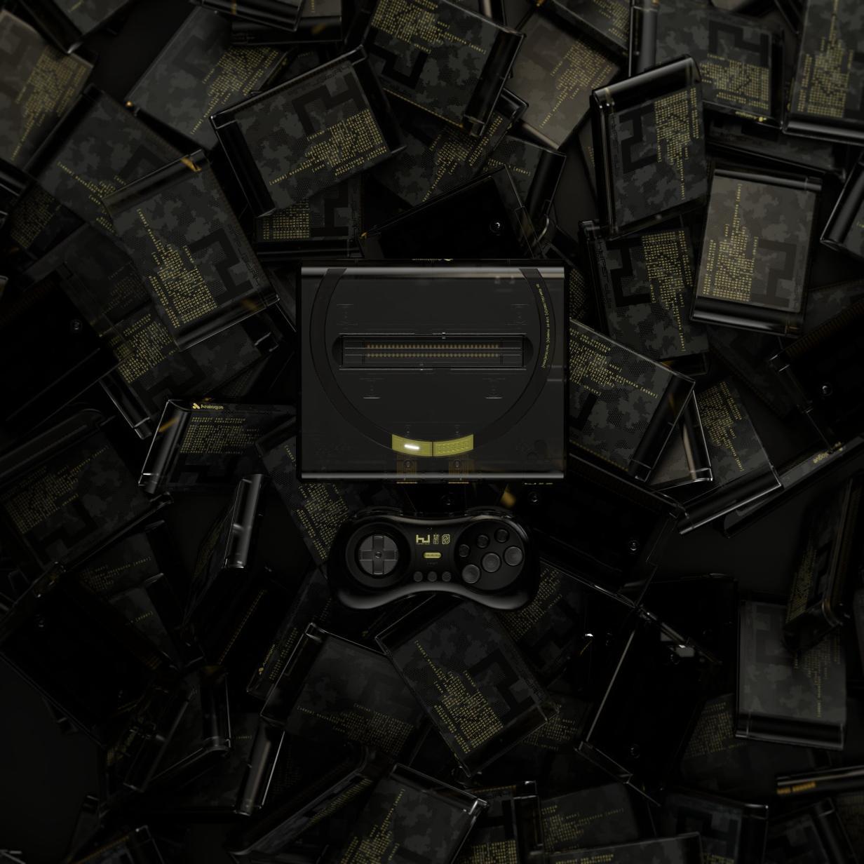 Londoner Label bringt Album auf Sega Genesis heraus