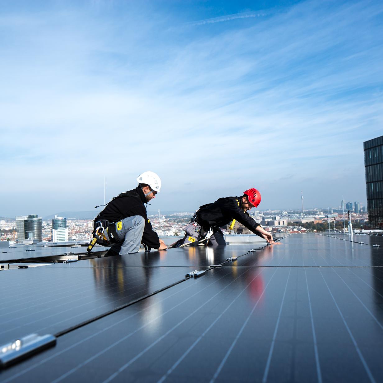 Wien Energie nimmt Stromspeicher in Betrieb