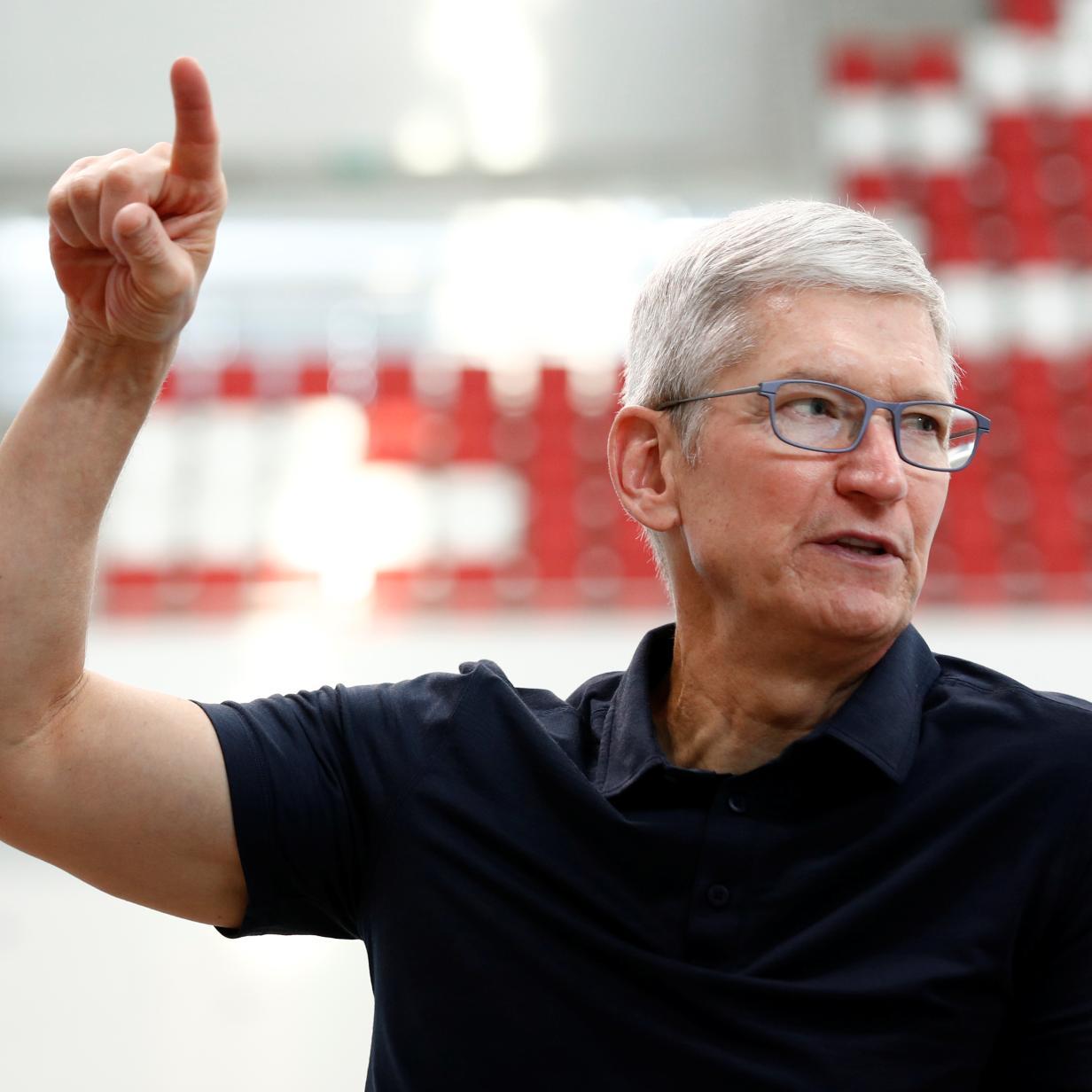 Tim Cook erklärt, wieso manche iPhones langweilig sind