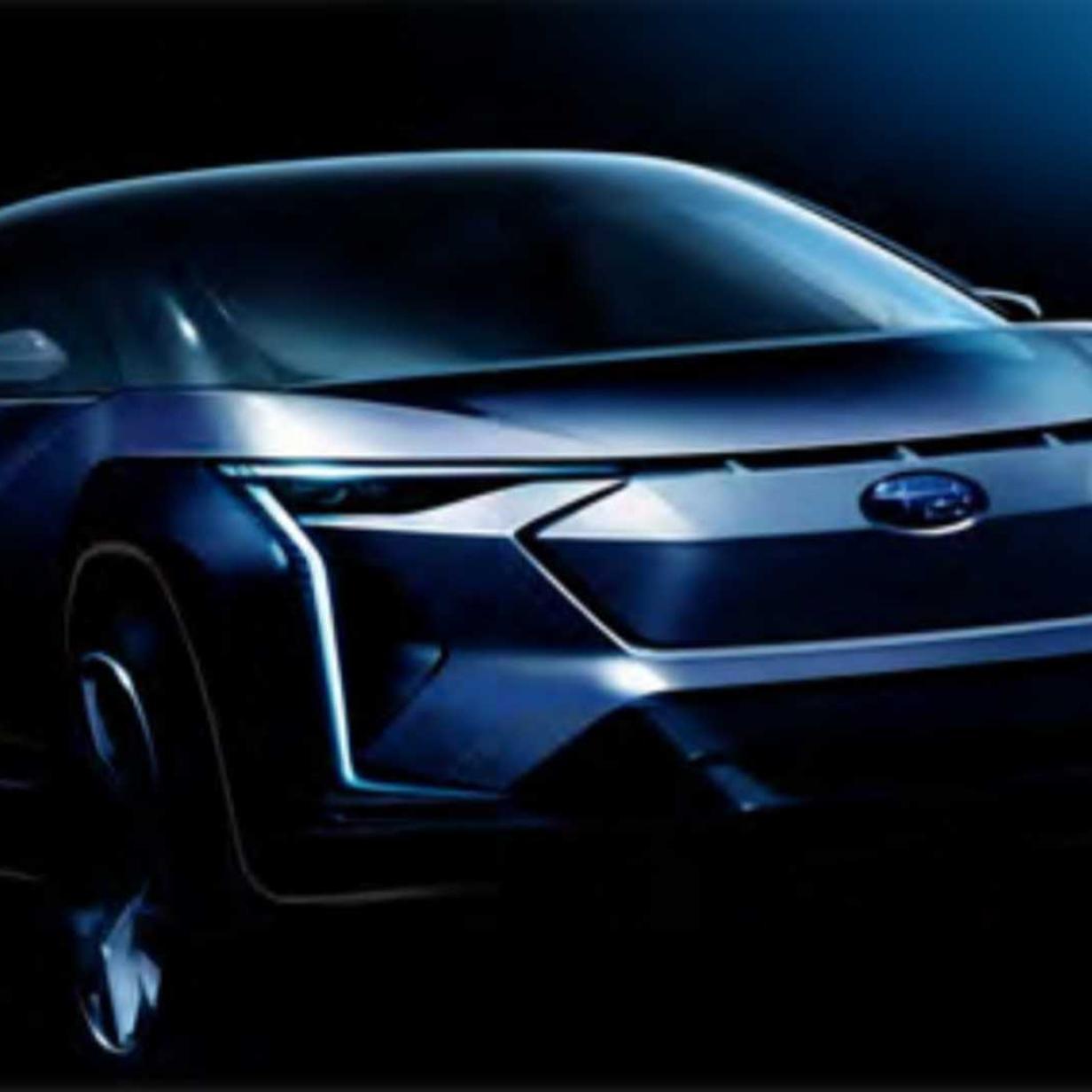 Subaru will in ein paar Jahren nur noch Elektroautos bauen
