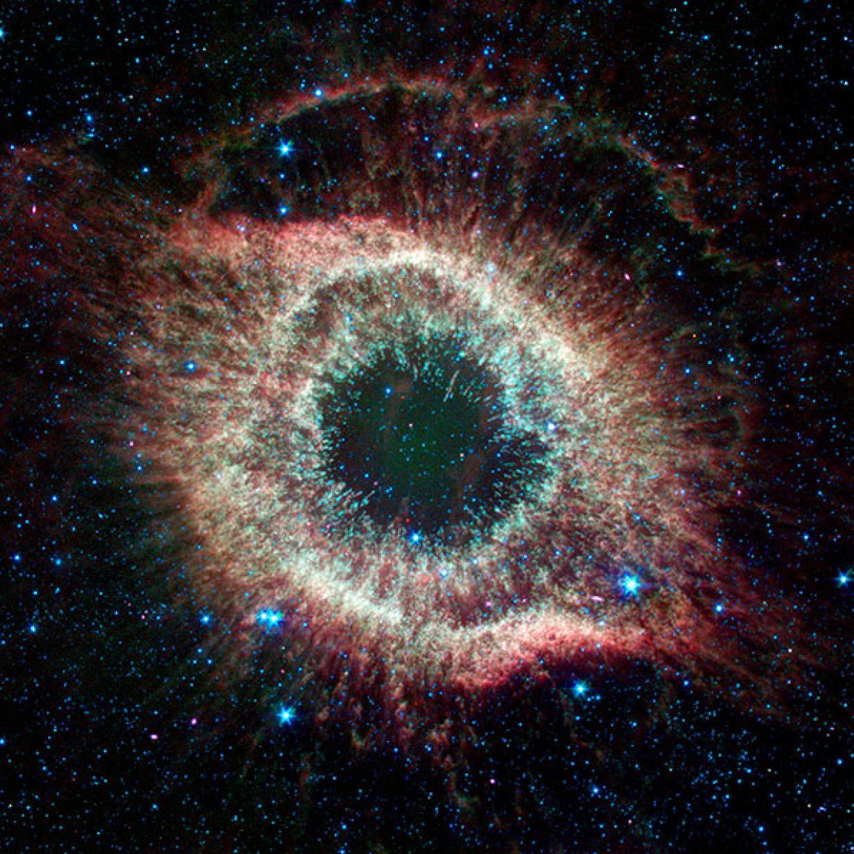 """NASA zeigt zum Abschied von """"Spitzer""""-Teleskop die besten Bilder"""