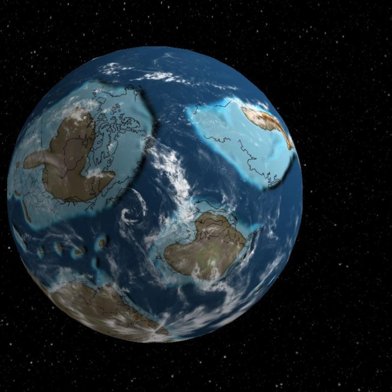 Inspirierend Weltkugel 3d Beste Wahl Website Zeigt Mit 3d-, Wie Die Erde