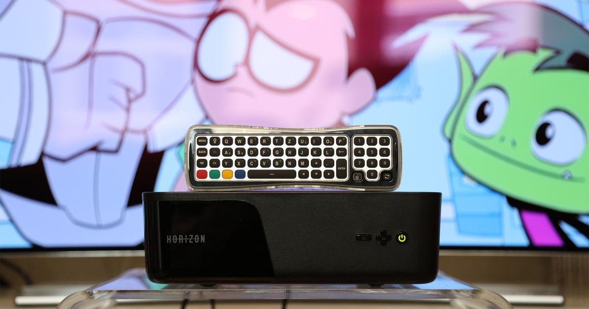 UPC Horizon TV im Test: Smarter, aber ein bisschen dumm