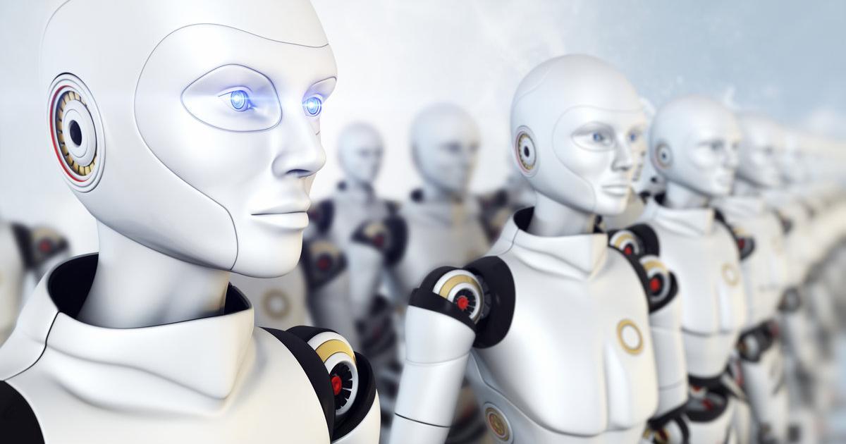 Roboter erwirtschaften 2035 ein Viertel des BIP