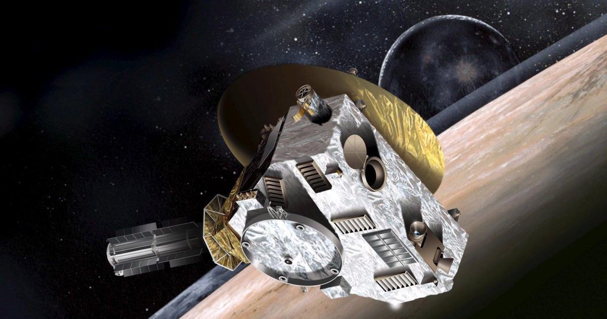 """NASA: Probleme mit Raumsonde """"New Horizons"""" gelöst"""