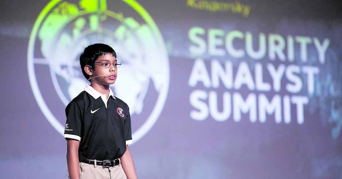 Zehnjähriger Hacker lässt Securitybranche alt aussehen