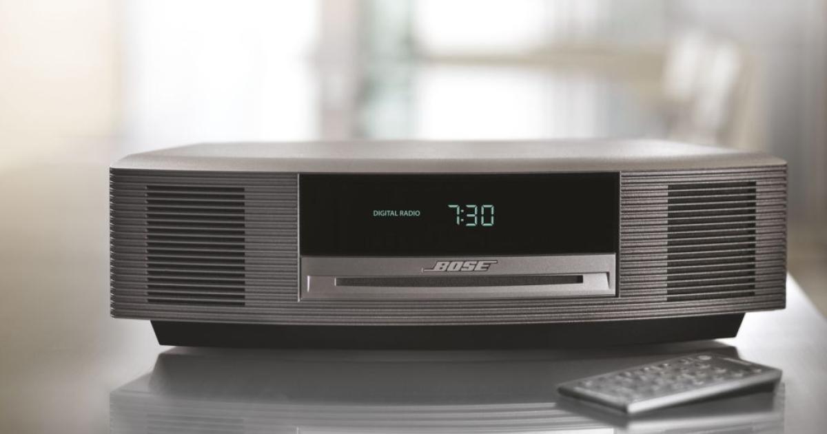 bose erneuert wave radio und wave music system. Black Bedroom Furniture Sets. Home Design Ideas