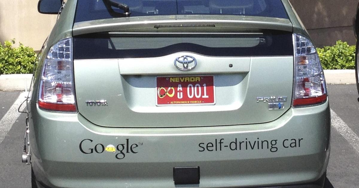 Google hat weiteren Unfall mit selbstfahrendem Auto