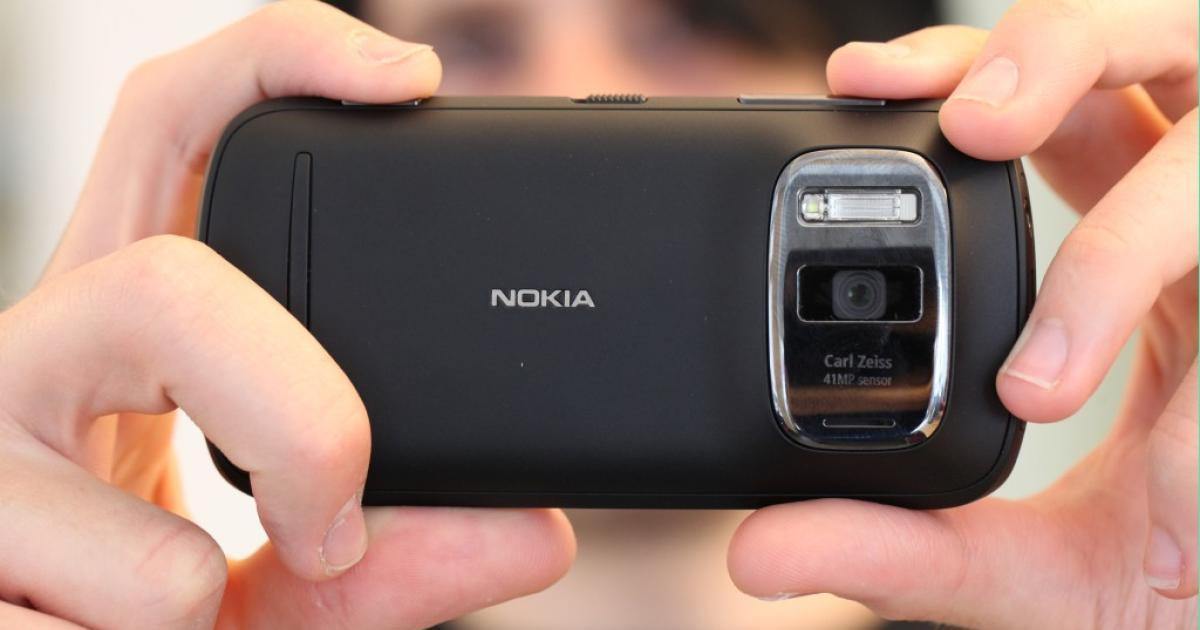 Nokia 808: Tolle 41 Megapixel im Symbian-Käfig