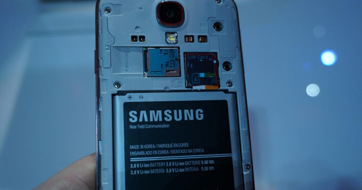 Amazon verkauft gefälschte Samsung-Akkus