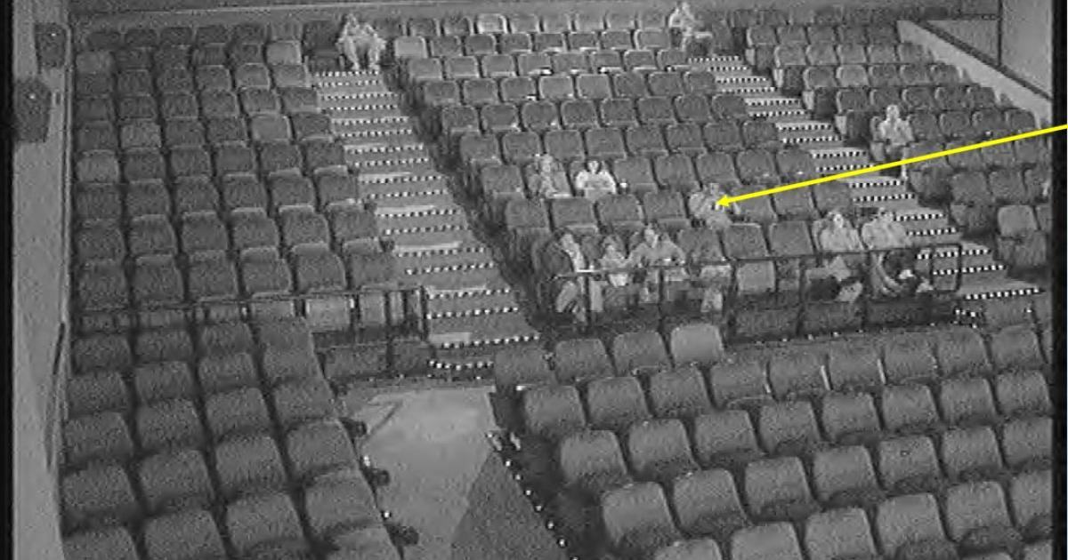Infrarot-Überwachung gegen Mitfilmer in Kinos
