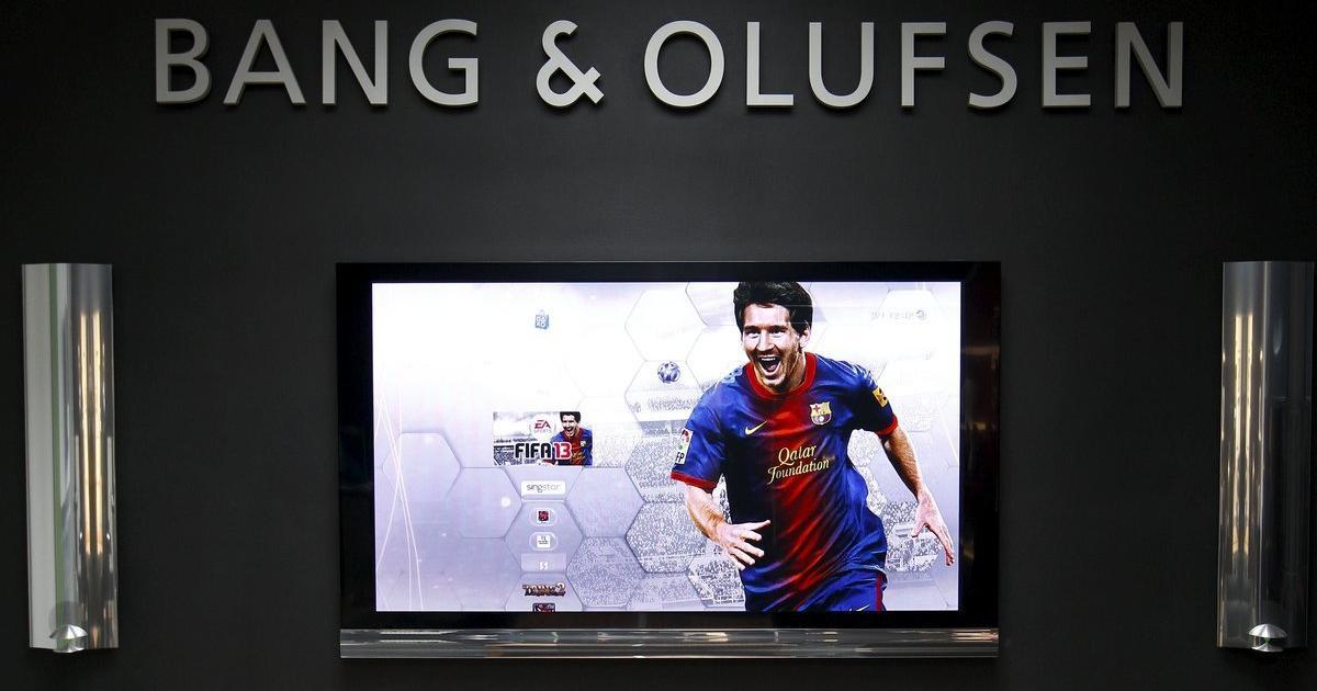 Bang & Olufsen lässt Fernseher künftig von LG bauen