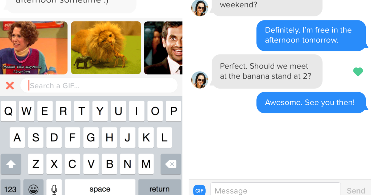 Dating-apps einbinden