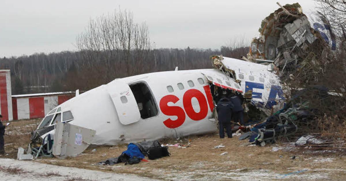 Wahrscheinlichkeit Eines Flugzeugabsturzes