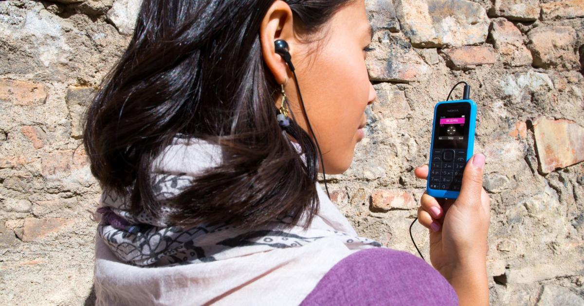 Microsoft stellt neues Nokia-Handy um 20 Dollar vor