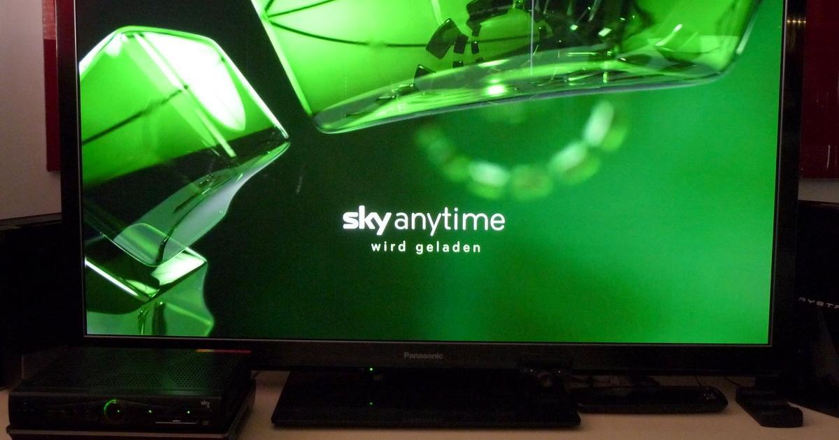 Sky Online Erfahrung