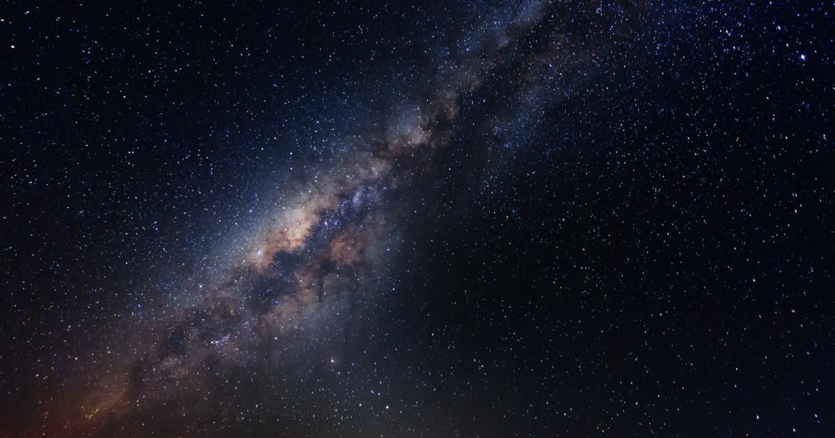 Astronomen finden Rand der Milchstraße