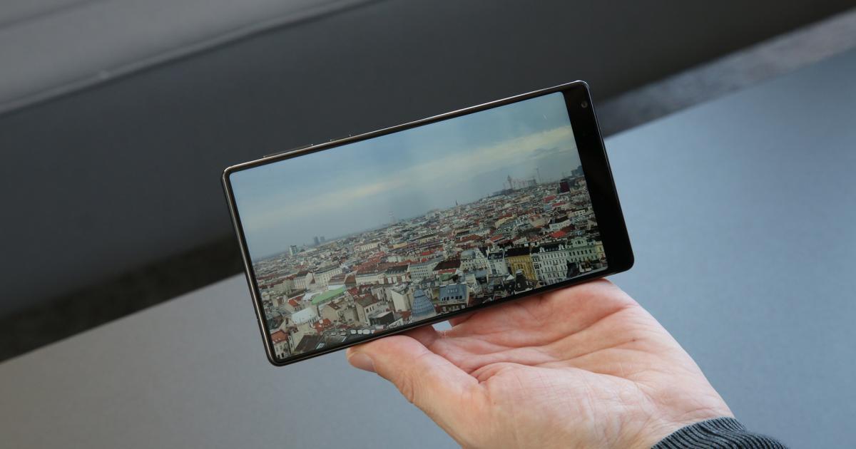 Xiaomi Mi Mix im Test: Rahmenloses Vorbild für Samsung