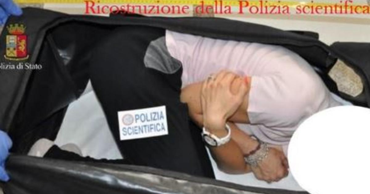 Frau in Italien für Verkauf im Internet entführt