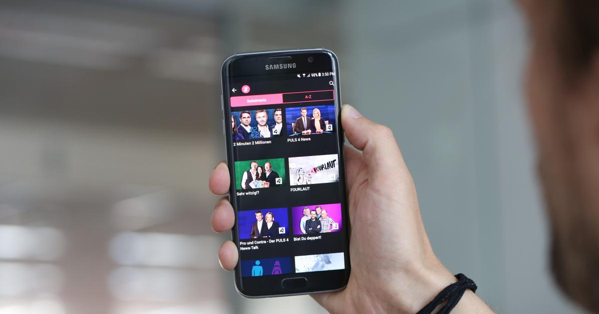 ZAPPN: Neue App streamt alle Sender der ProSieben-Gruppe