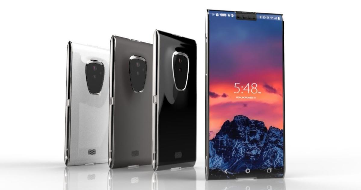 Apple-Zulieferer Foxconn baut erstes Blockchain-Smartphone