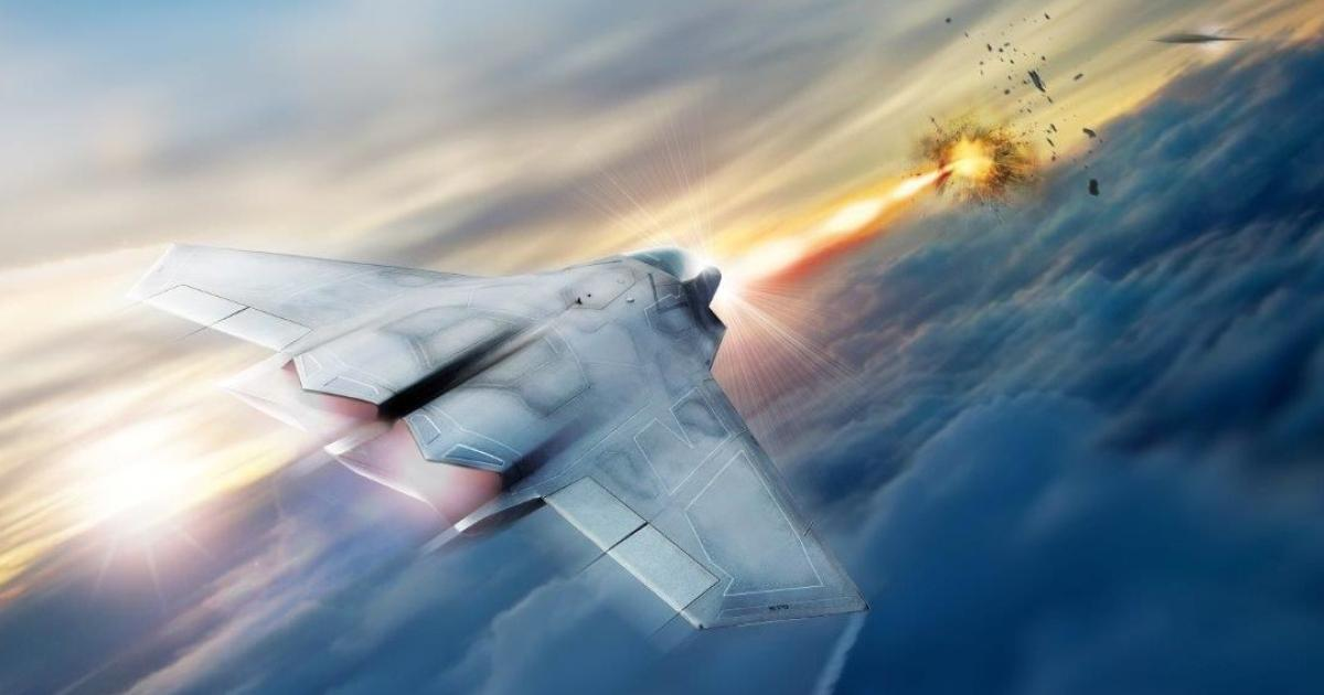 US-Militär schießt mit Laser mehrere Raketen ab