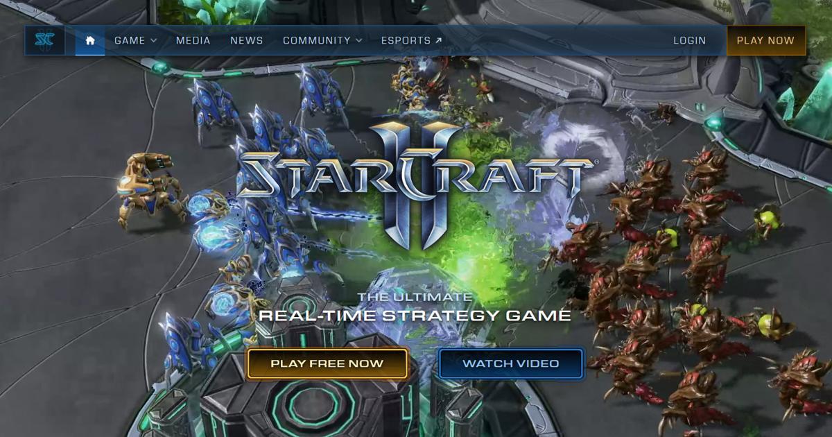 Starcraft 2 Kostenlos