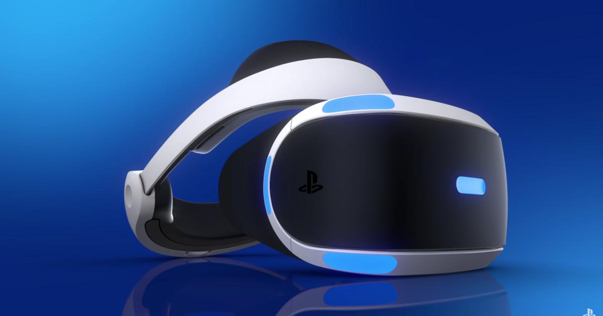 Sony PlayStation VR ab Oktober um 400 Euro erhältlich