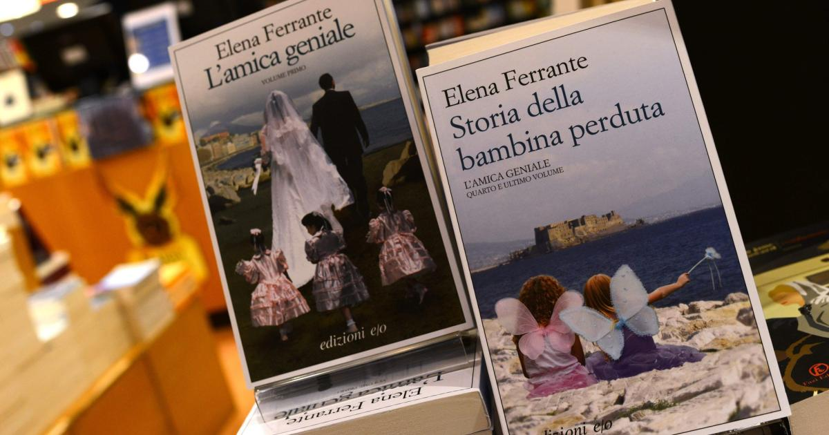 amazon verkauft keine b cher von elena ferrante mehr. Black Bedroom Furniture Sets. Home Design Ideas