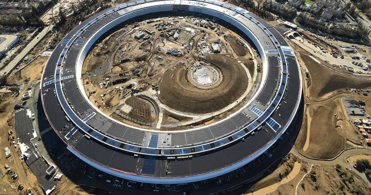 Apple arbeitet heimlich an Satellitentechnologie