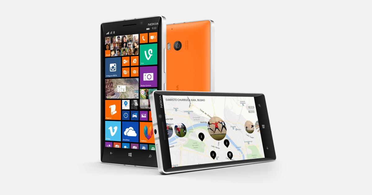 Neue Lumia-Smartphones kommen mit Iris-Scanner